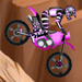 Beautifully made side-on motorbike racing game with many modes and tricks.