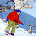 Feel the rush of cold mountain air in your hair in this snowboarding rush game