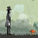 Magical adventure game where you control the illusionist and change into animals