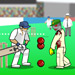 Zombie smashing fun with a cricket bat, cricket ball and loads of monsters