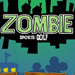 Cute zombie golf game where you have to position the magic arrows to putt